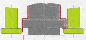 Палец штока рулевого цилиндра - ИСТК вилочные погрузчики.